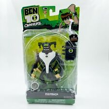 """Ben 10 Omniverse Feedback Voice and Feature (2012) 6"""" Action Figure"""