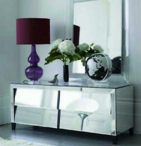Patty Mirrored Sideboard