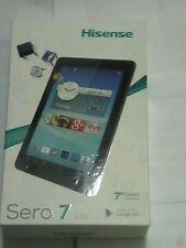 Hisense Sero 7 LT E270BSA 4GB, Wi-Fi, 7in - Beige Used .