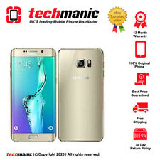 Samsung Galaxy S6 Edge - 32GB - Gold Platinum (Unlocked) Smartphone