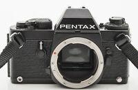 Pentax ILX Body Gehäuse Spiegelreflexkamera SLR Kamera analog 35mm schwarz