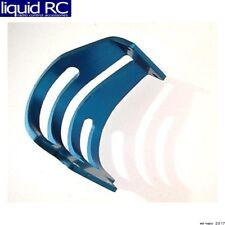 GPM Racing SMT003R06 Losi Blue Aluminum Rear Motor Guard