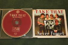 Take That Never forget (1995) [Maxi-CD]