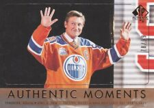 2016-17 SP Authentic Moments Gold Wayne Gretzky /99