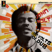 John Holt 500 Volts Of Dub NEW CD £9.99