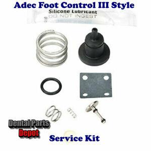 Adec Foot Control III Service Kit (DCI #9082)