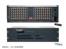 Atlona 8x8 RGBHV Matrix Switch AT-RGB0808
