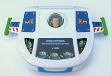 Vtech Toy Story 3 Buzz Lightyear Star Command Laptop computer Disney Pixar a