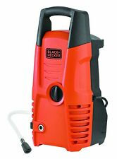 Black And Decker 14075-Pulitrice, 1300W, 100bar, motore (o9s)