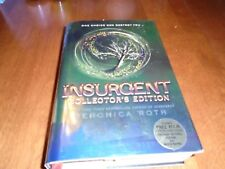 Divergent: Insurgent 2 Signed by Veronica Roth (2012, Hardcover, Collectors)