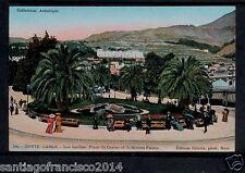 MONACO 14-MONTE-CARLO -784 Les Jardins. Place du Casino et le Riviera Palace (Éd