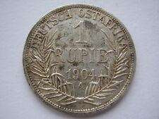 German East Africa 1904-A silver 1 Rupie VF