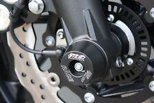 GSG-Mototechnik Sturzpads Vorderrad Yamaha MT-07 RM04 ab 2014 MT07 Crash Pads