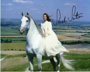 Television Autograph: SARAH SUTTON (The Moon Stallion) Signed Photo