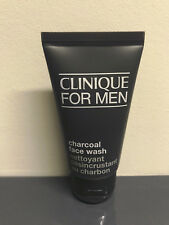 New sealed clinique for men charcoal face wash 3 x 50ml = 150ml