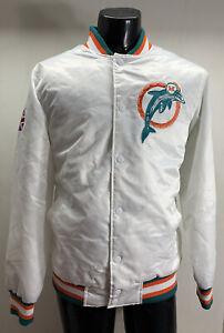 Miami Dolphins Footpatrol Packer Starter Jacket LIMITED EDITION London Men's M