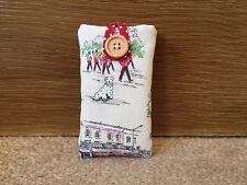 Handmade Cath Kidston Billie Goes To Town - iPod Nano 7th / 8th Gen Fabric Case
