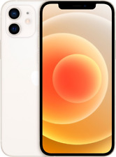 Apple iPhone 12 - 64GB  Cricket White