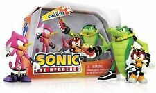 Sonic The Hedgehog Team Chaotix Action Figures