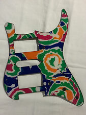 Pick Guard for your Fender Stratocaster - Custom Painted - Strat - HSH - SPG058