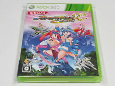 Otomedius X Excellent Xbox 360 Japan Jpn NTSC-J * Near Comme neuf *