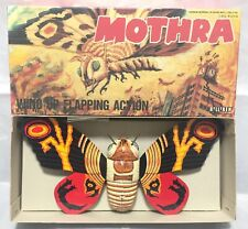 Mothra Tin Toy wind-up flapping action  Billiken