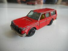 Majorette Volvo 245 DL in Red