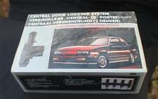 Nib Central Door Locking Key or Button Operated System all types 2 or 4 door car