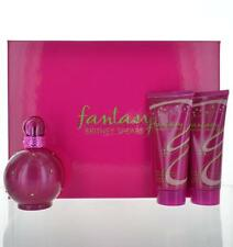 Fantasy by Britney Spears 3 Piece Gift Set for Women 3.3 oz Eau de Parfum