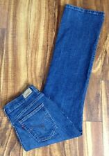 GORGEOUS! EUC Womens Levis 550 Relaxed BootCut Jeans 10S W33 L29 SEXY! FREE SHIP