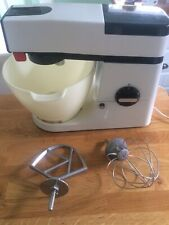 KENWOOD CHEF - A901 - White  / Black trim - Excellent Condition. 👌🌞🌞🌞🌞🌞✔️