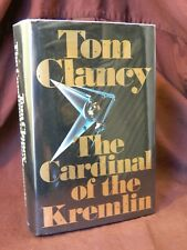 The Cardinal of the Kremlin Tom Clancy  Hardcover, 1988