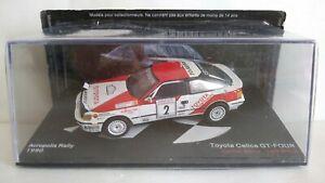 TOYOTA CELICA GT-FOUR RALLY SCALA 1/43