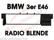 BMW 3er E46 Radio Abertura Autoradio Marco Adaptador Para Din Nueva / Embalaje