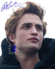 "Robert Pattinson 8""x 10"" Signed Color PHOTO REPRINT"