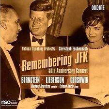 Remembering JFK: 50th Anniversary Concert, New Music