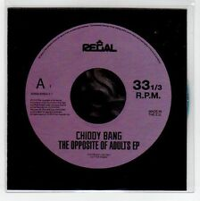 (EA944) Chiddy Bang, The Opposite of Adults EP - 2010 DJ CD