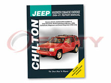 Jeep Cherokee Chilton Repair Manual Classic Briarwood Country Limited Chief yk
