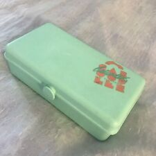 Vintage Travel Caboodles of California Model 2605 Makeup Case with Mirror 8x4