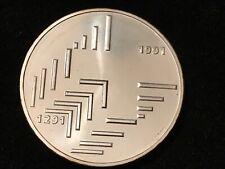 T2: Switzerland 1991 20 Francs