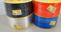 "2-10M Diameter 1/8"" 1/4"" 3/8"" 1/2"" PU Polyurethane Air Tubing Hose Plastic Pipe"
