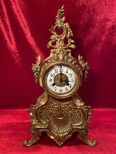Antique Waterbury Louis Xv Clock