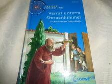 Ein Fall für den Meisterschüler ein Ratekrimi Tatort Forschung  Loewe Verlag NEU