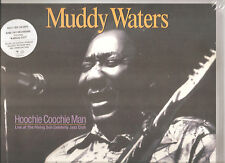 "MUDDY WATERS ""Hoochie Coochie Man"" VINYL 2LP 180g + Download ltd 2000 RSD sealed"