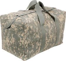 ACU Digital Camouflage Military Parachute Cargo Duffle Carry Bag