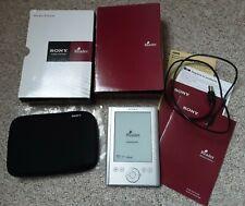 En Caja Sony E-Reader Digital Book Lector PRS-300 Edición De Bolsillo