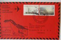 Australien Antarktis Aerogramme 1995 (13138)
