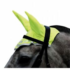 SHIRES EQUI-FLECTOR FLY VEIL YELLOW FULL