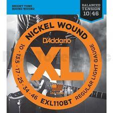 D'Addario EXL110BT - Strings