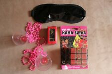Adult Naughty Games Bundle Handcuffs New with Tags Adult Dress Up Role Play